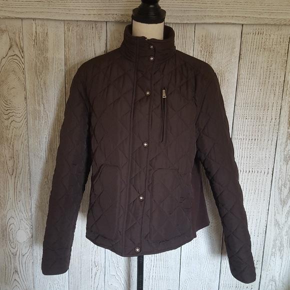 Lauren Ralph Lauren Jackets Coats Quilted Jacket Size Xl Poshmark